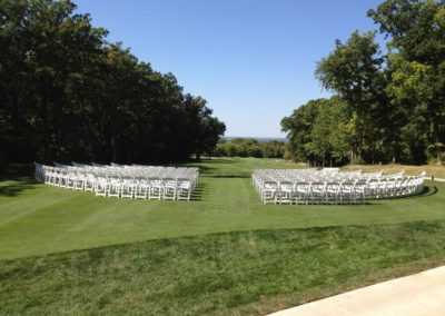 white chair rental,fox valley wi party rental, chair rentals, table rentals, stage rental, tent rental, table & chair rentals, flatware rental, dinnerware rental