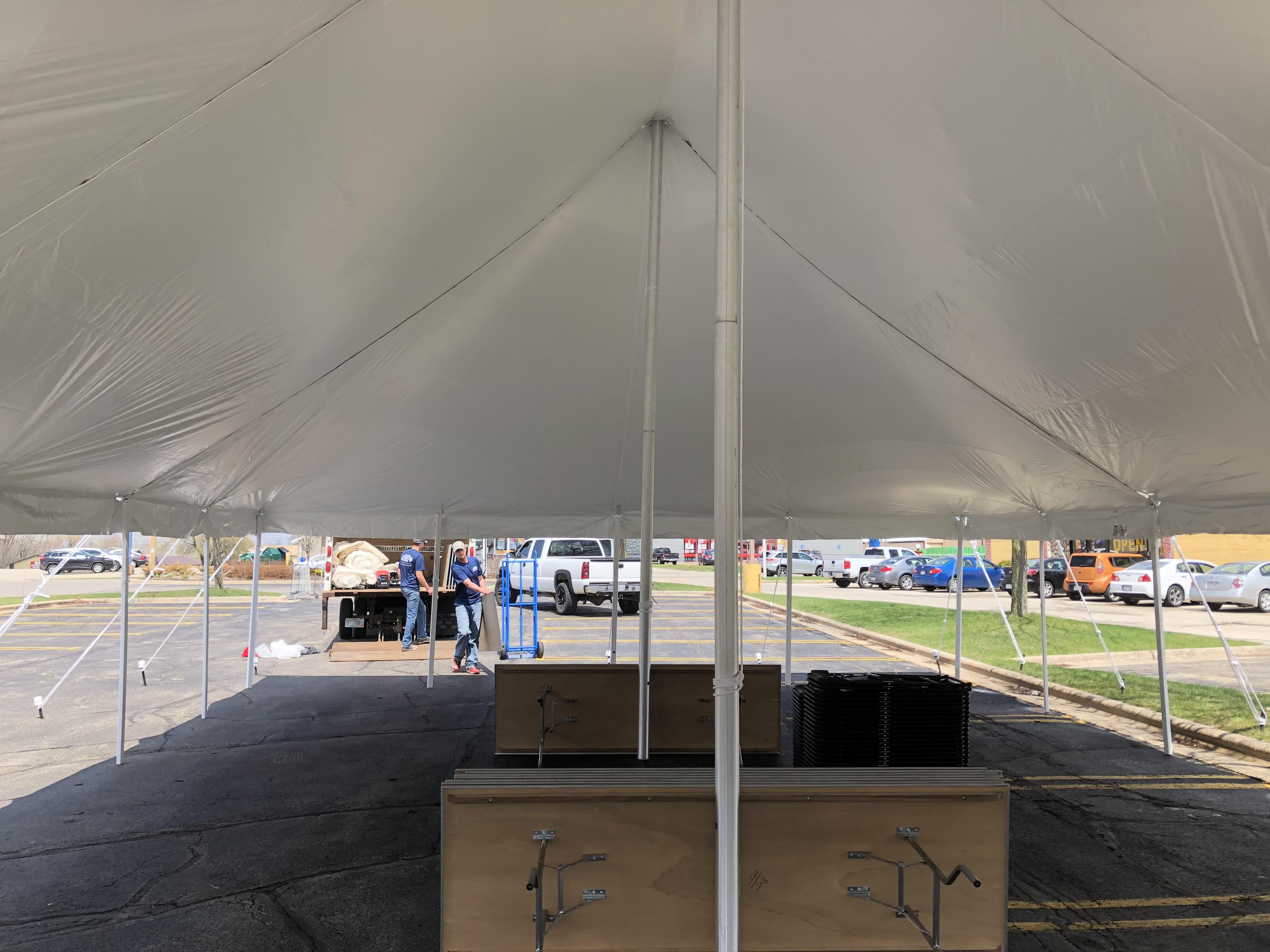 Party Tent Rentals & Wedding Tent Rentals in Northeastern WI • Appleton